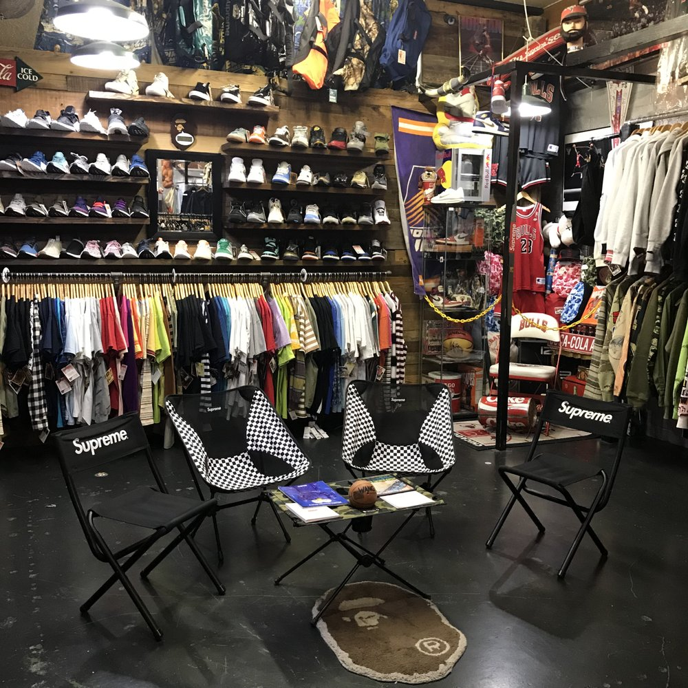 streetwear clothing store arizona